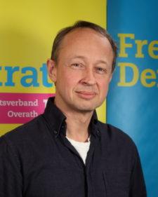 Portrait von Dirk Schaun, sachkundiger Bürger der FDP Overath