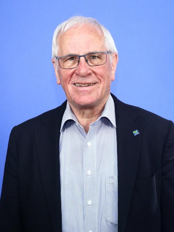Der Overather FDP Chef Hermann Küsgen äußert sich zu der Hochwasserkatastrophe in Overath vom 14. und 15.08.2021