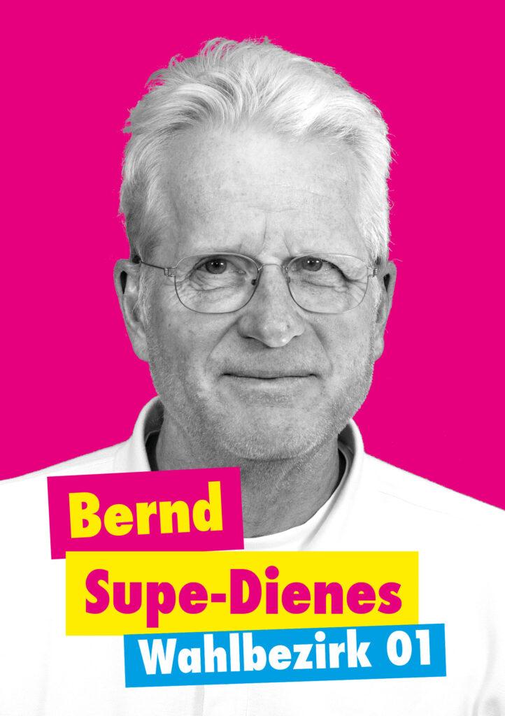 Bernd Supe-Dienes, Kandidat für Untereschbach