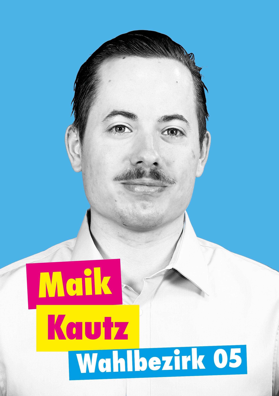 Maik Kautz, WB 5 Steinenbrück