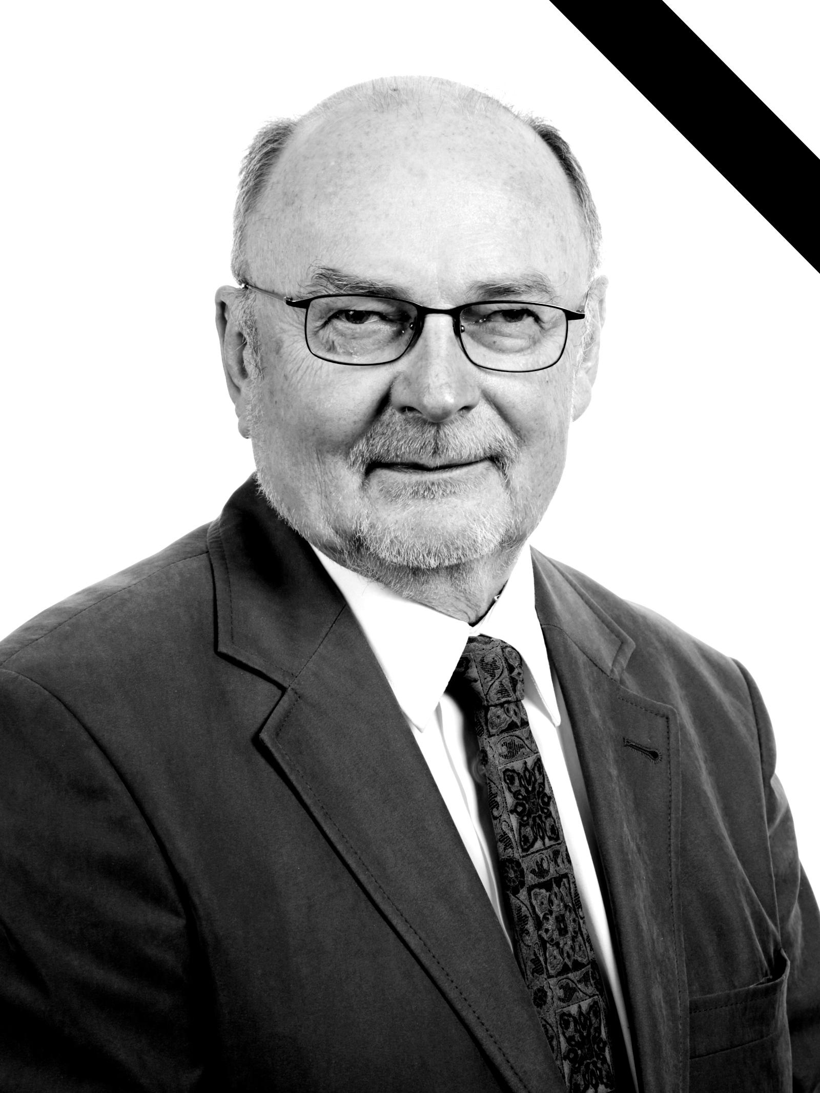 Trauerbild Dr. Dieter Rose